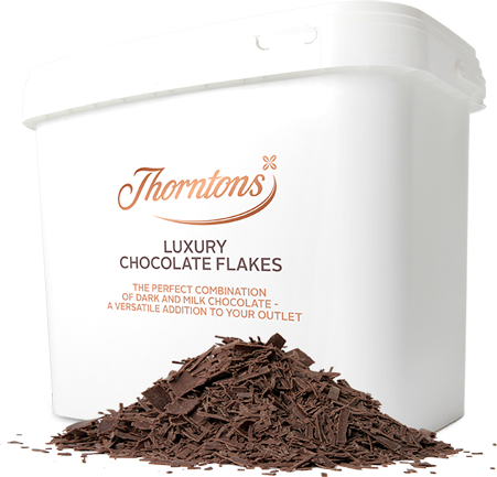 Thorntons Hot Chocolate Flakes 7kg